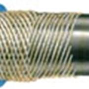 Рукава для газовой сварки GOX для транспортировки кислорода к газосварочному оборудованию, синего цвета. Температура окружающей среды -30°С +70°С. Рукава с тем же давлением красного цвета (тип GAC) для пропана и ацетилена фото