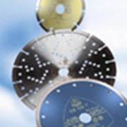 Алмазы искусственные. Алмазные отрезные круги. фото