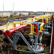 Монтаж газопроводов высокого, среднего, низкого давления фото