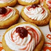 Пирожные с кремом фото