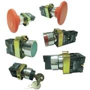 Кнопки, выключатели и светосигнальная арматура фото