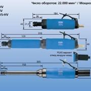 Прямая шлифовальная машина PGAS 8/220 VS-HV фото