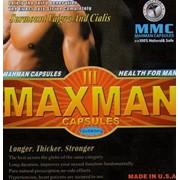 МаксМэн препарат для повышения потенции 10 капсул упаковка фото