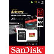 Карта памяти SanDisk 32Gb microSDXC UHC-I U3 A1 Class 10 фото