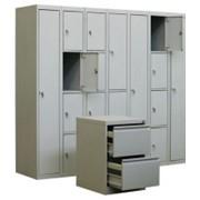Металлическая офисная мебель фото