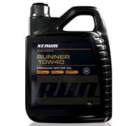 Моторное масло Xenum Runner 10w-40 фото