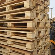 Поддоны деревянные б\у 1200х800 фото