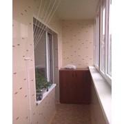 Обшивка балконов влагостойким гипсокартонном под покраску или под обои фото