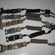 Спиральный страховочный шнур(тренчик) фото