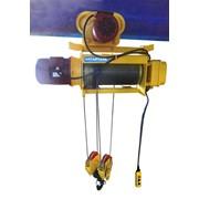 Таль электрическая канатная Т 200 (кратность полиспаста 4/1) фото