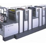 Листовые офсетные печатные машины SAKURAI OLIVER 466 SIP фото