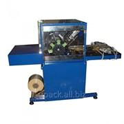 Автоматический целлофанатор EX - 30 (упаковка носовых платков) фото