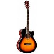 Акустическая гитара PHIL PRO AS-4004/3TS фото