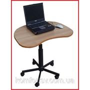 Стол для ноутбука на колесах с переменной высотой Variable Height фото