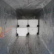 Лайнер Бэг, металлизированный Liner Bags Metallic, вкладыш в морской контейнер фото