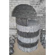 Насадки регулярные стальных колонных аппаратов фото