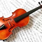 Скрипка обучение для детей и взрослых Алматы фото