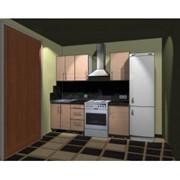 Кухня Alfa 1,5 м/п фото