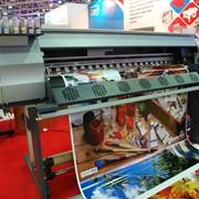 Печать широкого формата фото