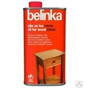 Belinka Белинка масло с воском для древесины внутри помещений 0,5 л фото