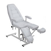 Педикюрно-косметологическое кресло ПК-03 фото