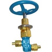 "Клапаны (вентили) газовые сетевые КС-7102, КС-7102-01, КС-7153, КС-7154, КС-7155, КС-7141, КС-7142-04, КС-7143, КС-7144 ""БАМЗ"" фото"