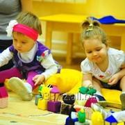 Занятие у детей 2-3 годика фото