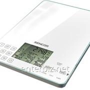 Весы Кухонные Sencor Sks6000, арт.136856 фото