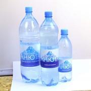 """Питьевая вода """"Анюта"""" в ассортименте (0,5 1, 1,5 литра) фото"""