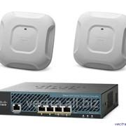Контроллер и точки доступа Cisco Mobility Express Bundle AP3700i and WLC2504 with 25 lic (AIR-AP3702I-UX-WLC) фото