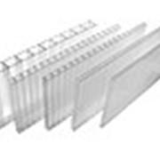 Листы поликарбонатные многослойные фото