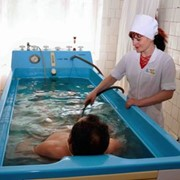 Лечебная ванна (бальнеотерапия) санаторий Полтава фото