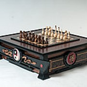 Шахматы эксклюзивные Династия фото