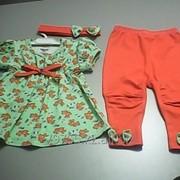 Пошив одежды на давальческом сырье, по образцу заказчика фото
