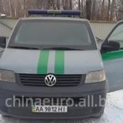 Бронированный автомобиль Volkswagen T5 инкассаторский фото