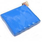 Аккумулятор (акб, батарея) для ноутбука Clevo D400S 4800mah Blue фото