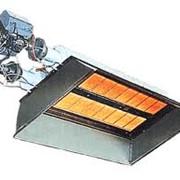 Установка газовых инфракрасных систем отопления фото