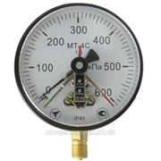Купить мановакуумметр электроконтактный МТ-4С фото