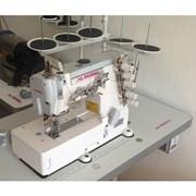 Плоскошовная швейная машина фото