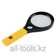 Лупа Stayer Master , пластиковый корпус, 3-х/6-и кратное увеличение, диаметр 75мм Код:40530-75 фото