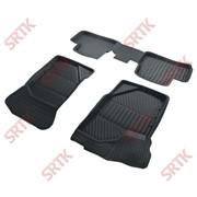 Коврики резиновые 3D STANDART для Datsun ON-DO (2014-) фото