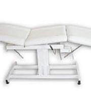 Стационарный массажный стол KP-4-1 профессиональный фото