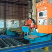 Установка для плазменной резки различных материалов толщиной до 120мм, газорезательная машина с ЧПУ Кристал фото