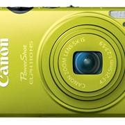 Фотоаппарат Canon Ixus 125 HS green (6052B008) фото