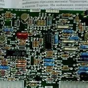 Плата температурного контроля Carrier 12-01085-00.Платы электронные. Черновцы. фото