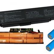 Восстановление аккумулятора ноутбука на 6 ячеек фото