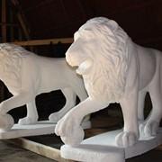 3D скульптура для наружной рекламы. фото
