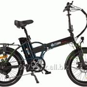 Велогибрид Eltreco JAZZ 500W Spoke matt black фото