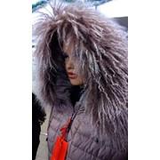 Куртка женская пуховая фото