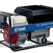 Автономный сварочный агрегат SDMO Weldarc Intens VX 200-4HC фото